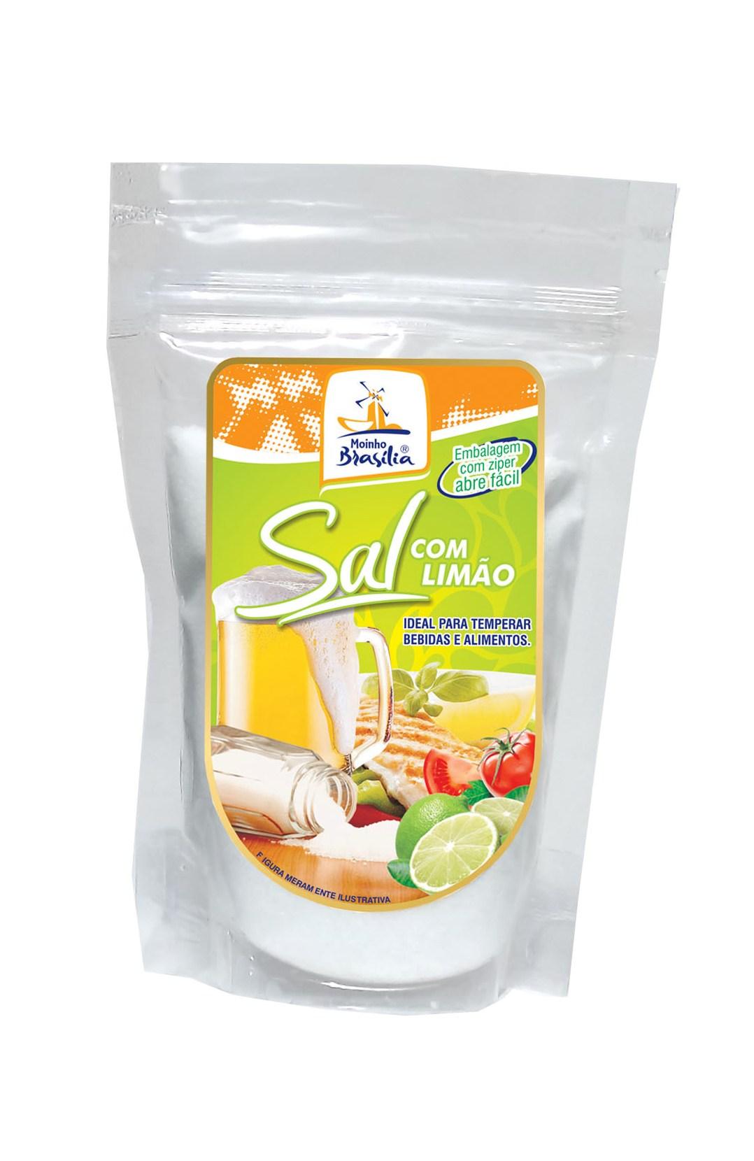 Cod 498-Sal com limao (pouch) 200g
