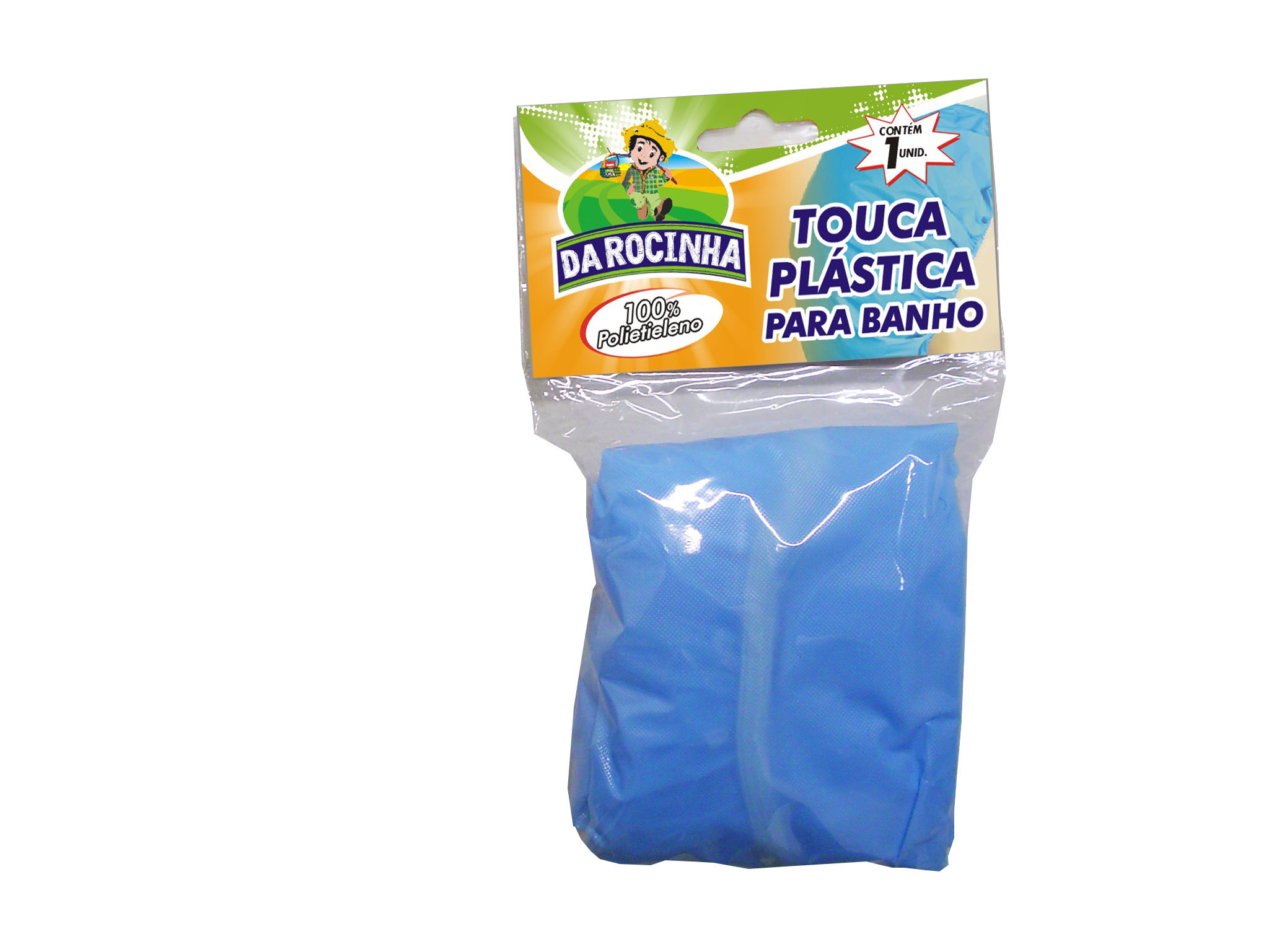 Cod. 5103- Touca plastica para banho