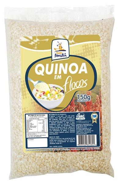 Cod.344-Quinoa em flocos 150g