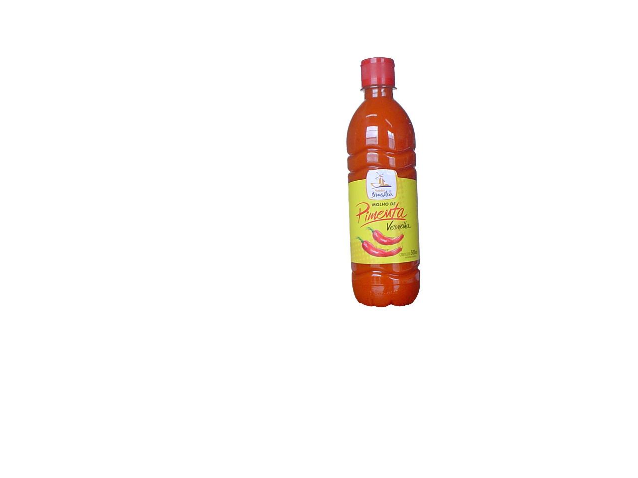 Cod.377-Molho pimenta vermelha 500ml