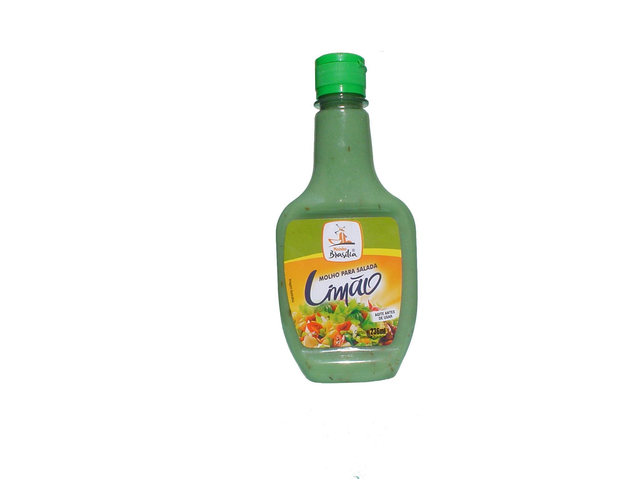 Cod.395-Molho para salada sabor limao  236ml