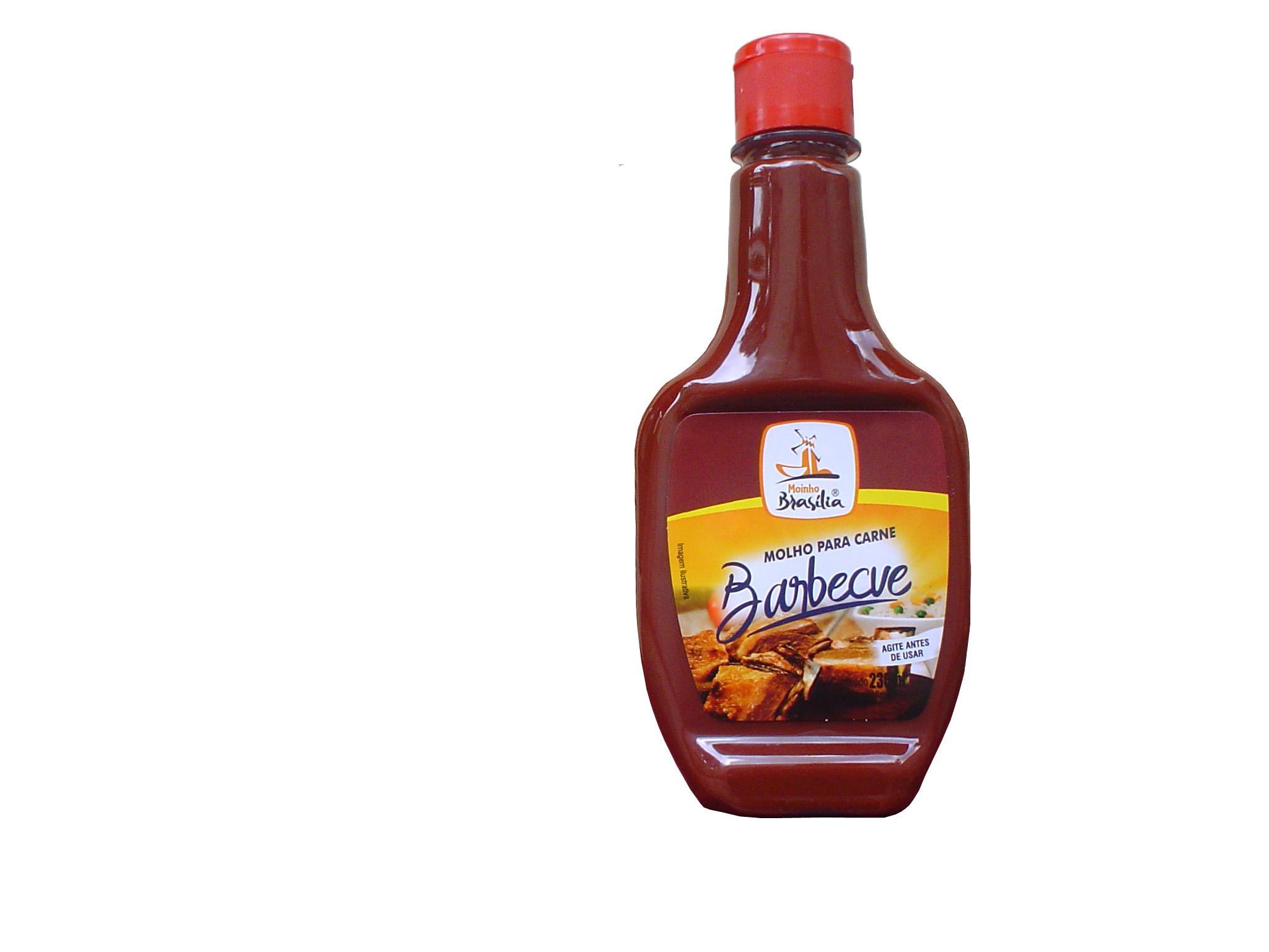 Cod.404-Molho para carne sabor barbecue 236ml