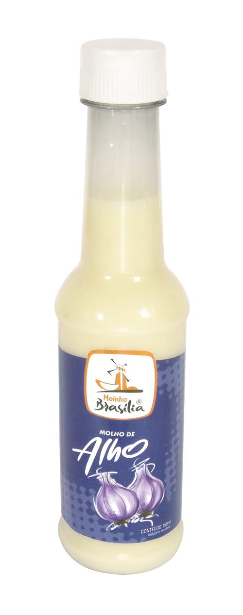 Cod.42-Molho de alho 150 ml