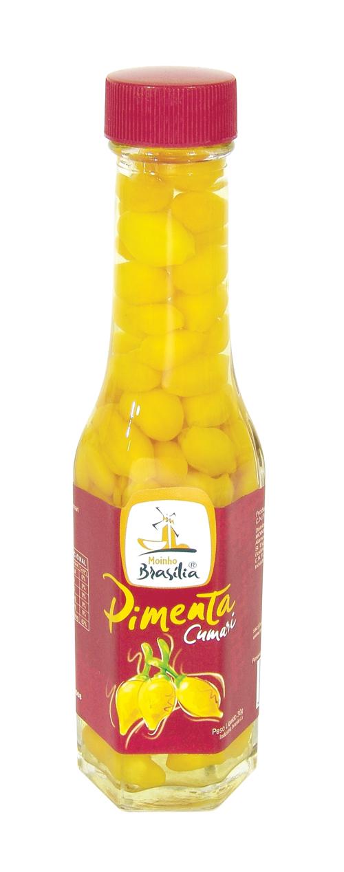 Cod.43-Pimenta cumari amarela 30g