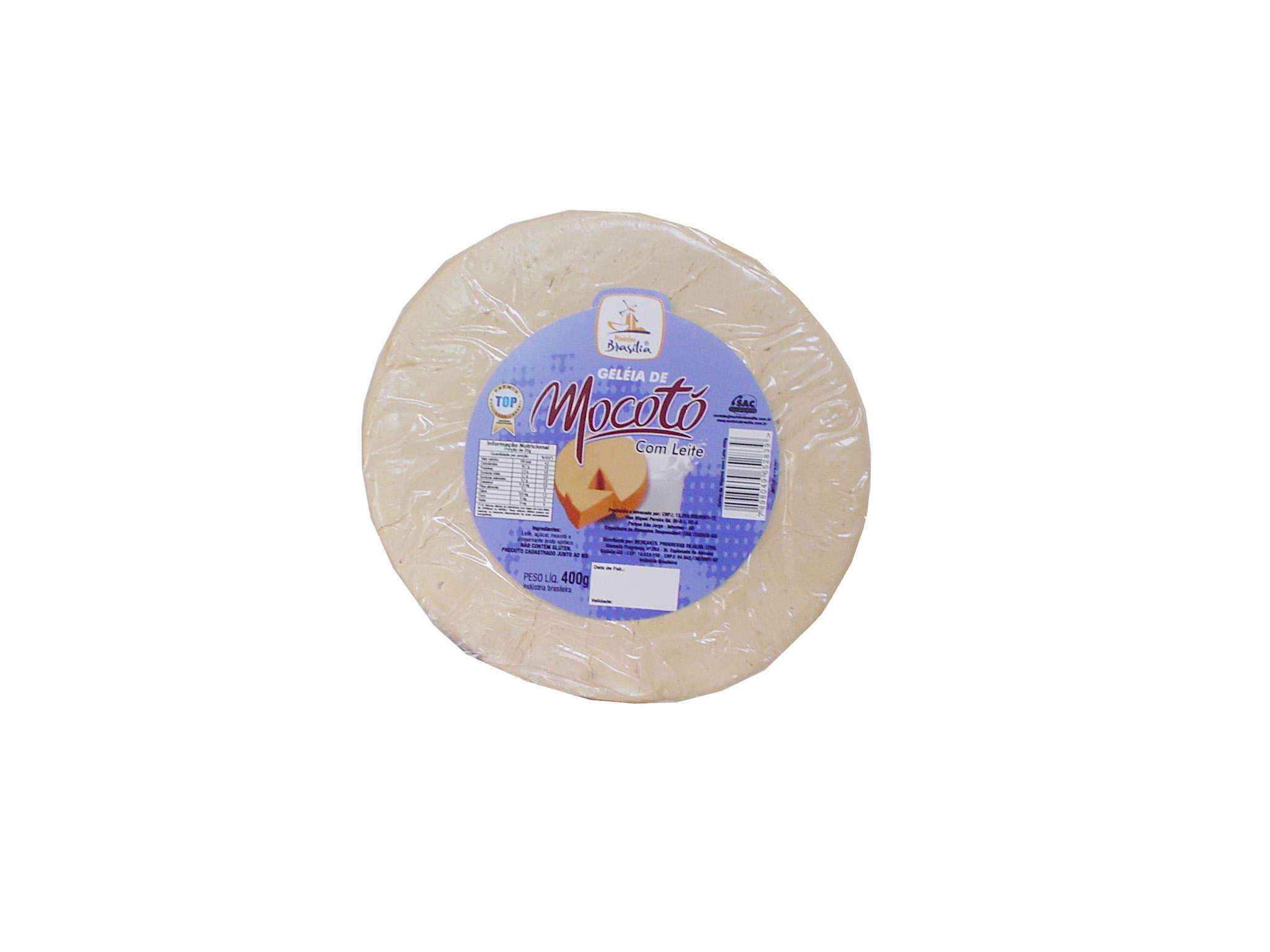 Cod.439-Geleia de mocoto com leite 400g