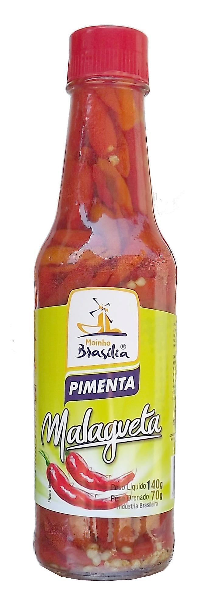 Cod.451-Pimenta malagueta vermelha 70g