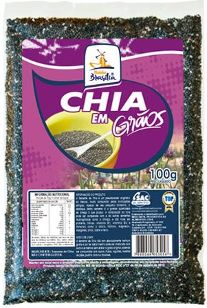 Cod.456-Chia em grãos 100g