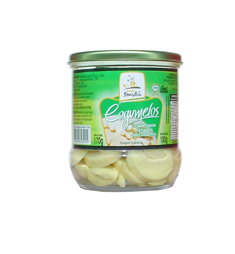 Cod.481-cogumelos fatiados 100g