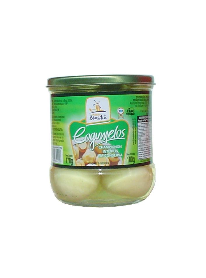 Cod.482-Cogumelos  inteiros  100g