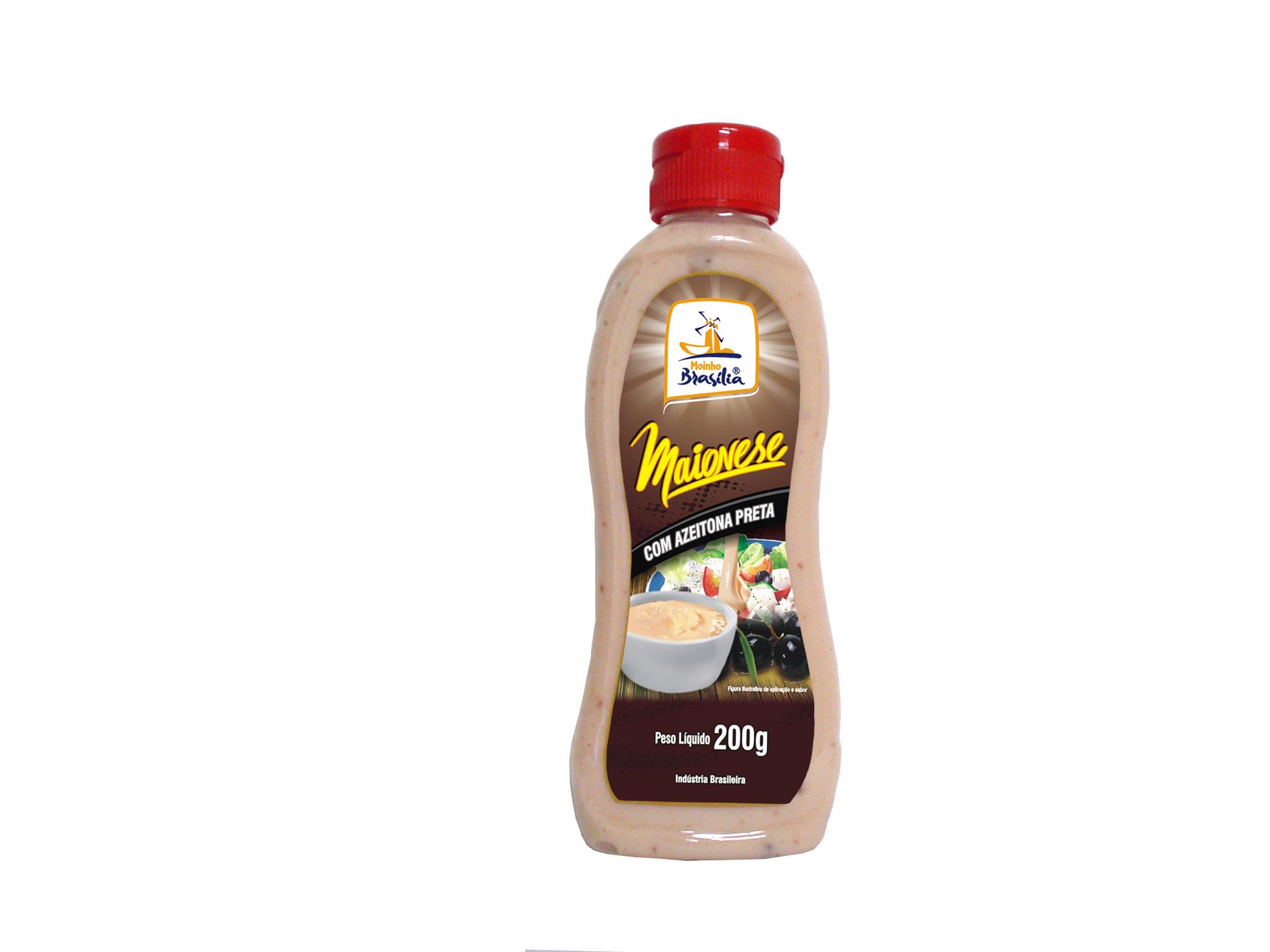 Maionese azeitona