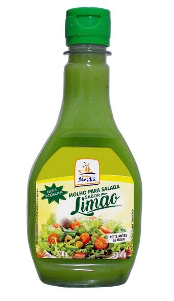 Molho Limão 236ml