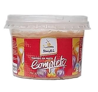 Pasta compl. 200g