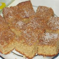 bolo de banana com farinha de rosca