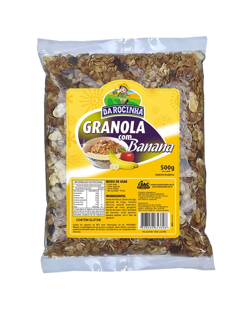 Granola banana