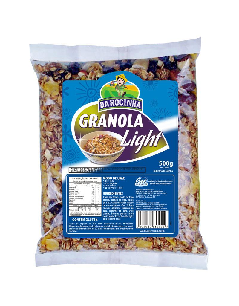 Granola dieth