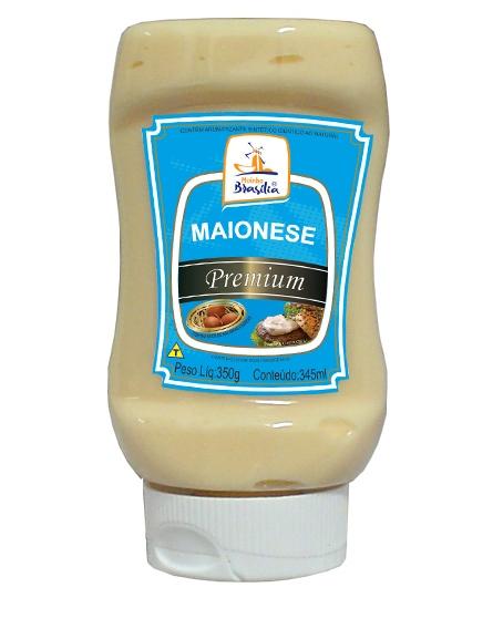 Maionese premium 350g
