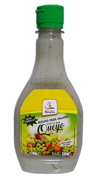 Molho salada Queijo 236ml