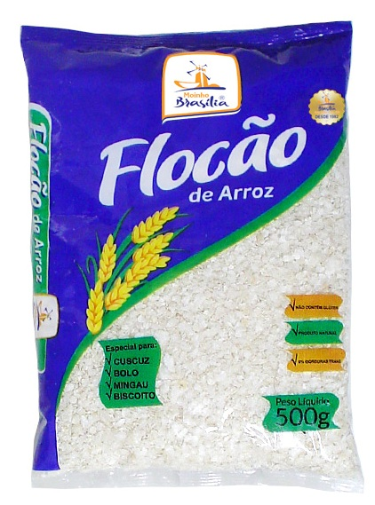 Flocão de arroz
