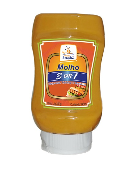 Molho 3em1