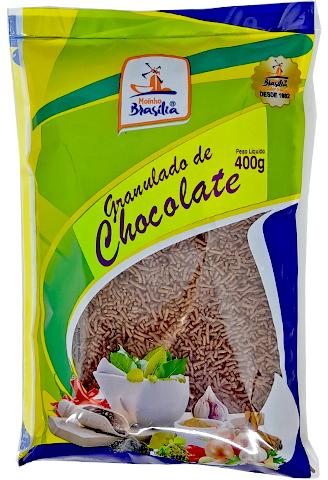 Granulado chocolate400g